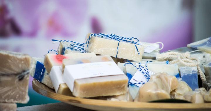 Handmade soaps image