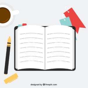 Eco Diary Illustration