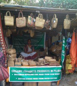 Women Of India Organic festival 2016